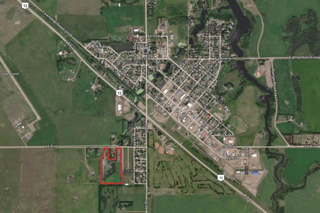 4410 44 Avenue, Castor, Alberta  T0C 0X0 - Photo 6 - A1100619