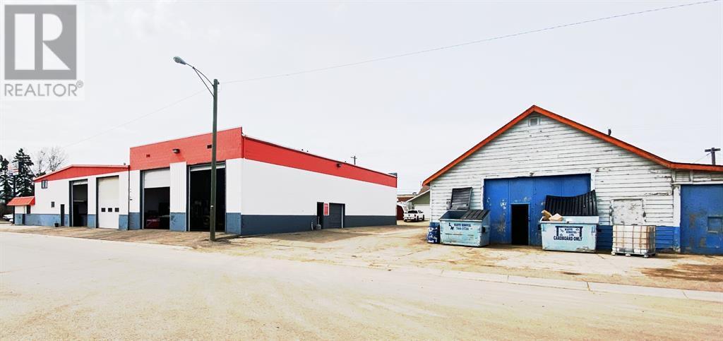 5002,5010,5014 48 Street, Stettler, Alberta  T0C 2L2 - Photo 2 - A1134242